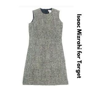 ca135b21043 NWOT Isaac Mizrahi for Target Tweed Dress